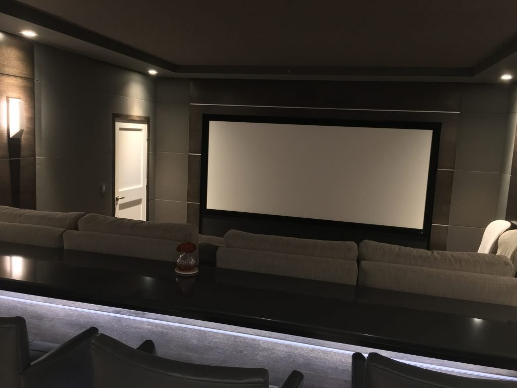 Ultimate Home Theater Experience - Grand Home Automation